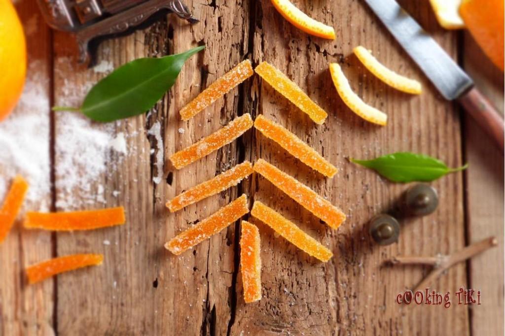 Портокалови корички за сладкиши1 1024x682 Homemade orange peels