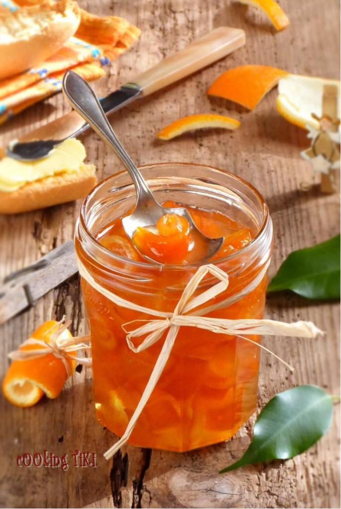 Сладко от портокалови корички1 686x1024 Orange peel jam