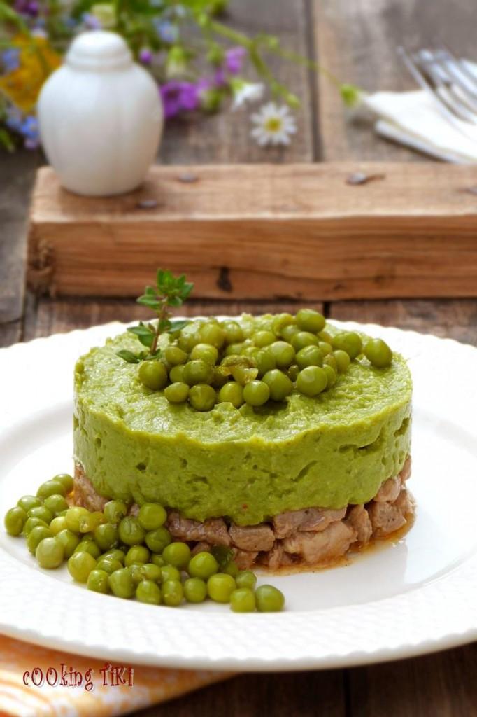 Пуешко с грах 32 682x1024 Turkey with peas
