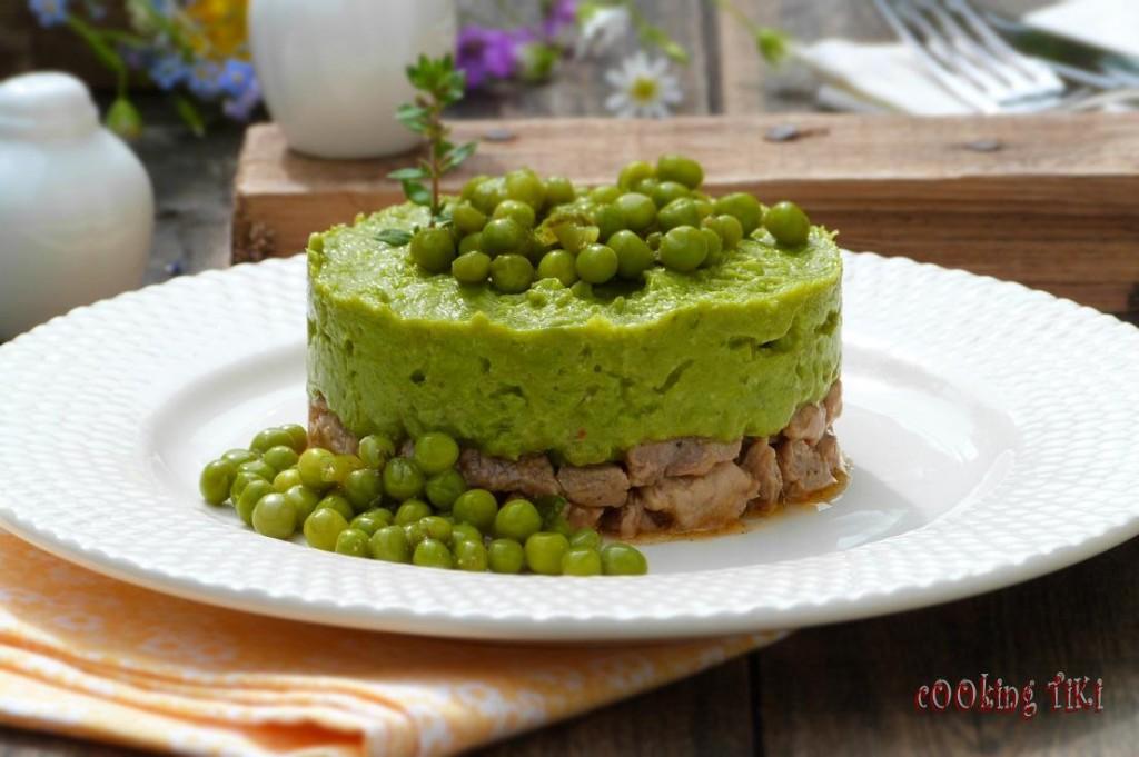 Пуешко с грах2 1024x681 Turkey with peas