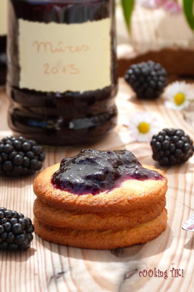 Сладко от къпини2 681x1024 Blackberry jam