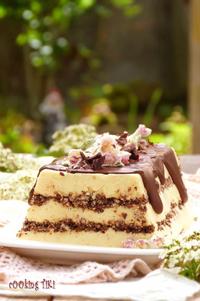 Ванилова фантазия с шоколадови вафли2 682x1024 Vanilla fantasy with chocolate wafers