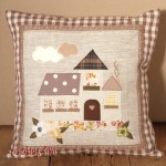 Къща 2 b4 150x150 Patchwork cushions