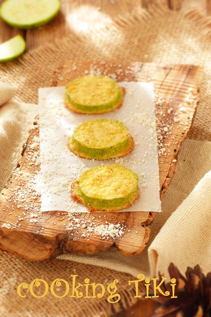 Панирани тиквички на фурна 22 Oven baked breaded zucchini